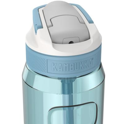 Ampolla d'aigua amb palleta Lagoon 1000 ml Blue