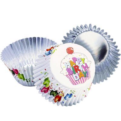 Paper cupcakes metal.litzats x30 Globus