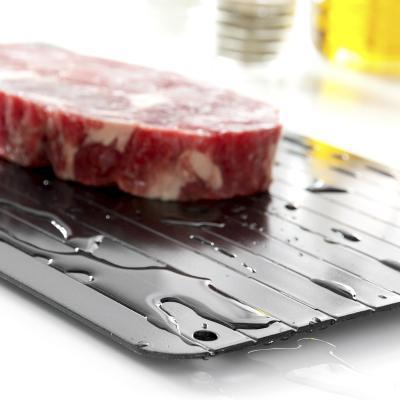 Safata de descongelació ràpida d'aliments