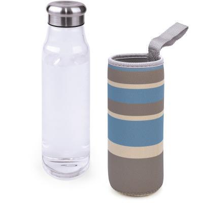 Ampolla vidre amb funda neopré