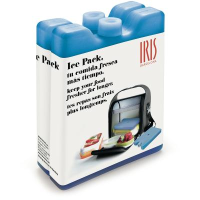 2 refredadors neveres ice pack 200 ml