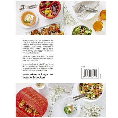 Llibre El millor de la cuina al microones (CAT)