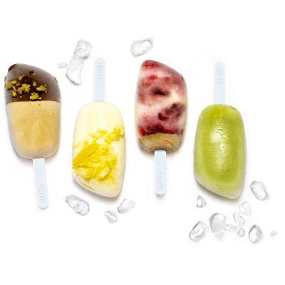 Motllo 2 gelats amb 12 pals reutilitzables