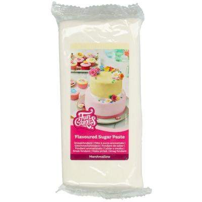 Fondant FunCakes 1 kg Marshmallow blanc