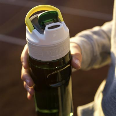 Ampolla d'aigua Elton Kambukka 750 ml Olive green