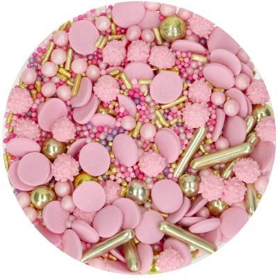 Sprinkles Medley Glamour rosa 65 g