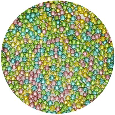 Sprinkles perles sucre 80 g arlequí metal.litzat