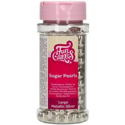 Sprinkles nonpareils 8 mm 80 g plata