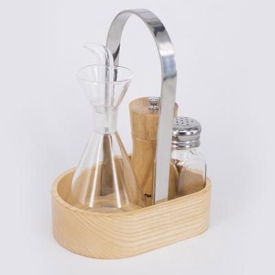 Molinet pebre Conic fusta cautxú