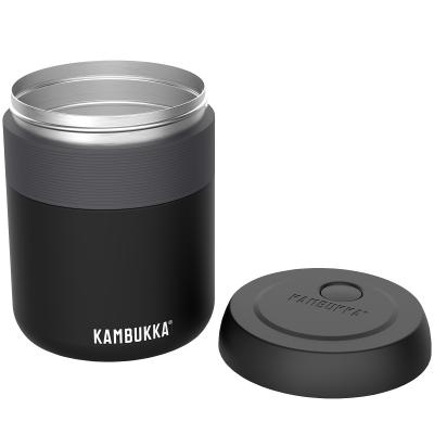 Termo sòlids acer Kambukka 600 ml mat black