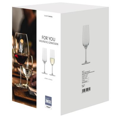 4x copa cava Zwiesel For You