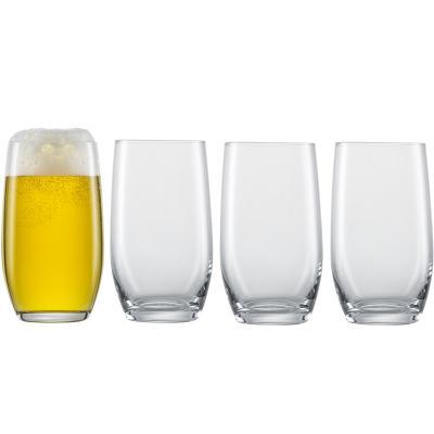 4x got cervesa Zwiesel For You 33 cl