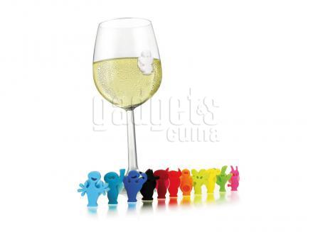 Marcadores vasos y copas Party People