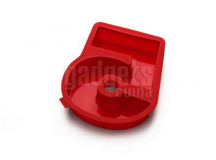 Molde número 5 silicona 31 cm