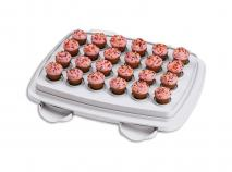 Transporta pasteles muffins 3 en 1