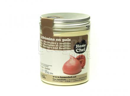 Albúmina de huevo en polvo 125 g