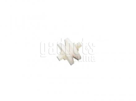 Ruedas cerámica esmolador Mino Sharp blanco