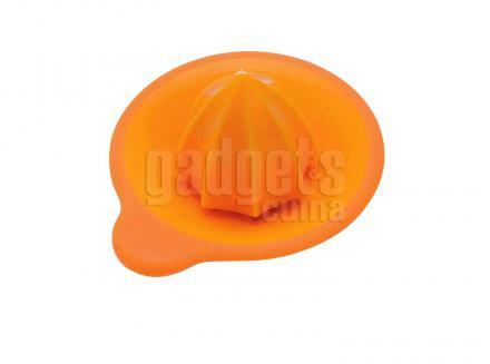 Exprimidor de naranjas para vaso