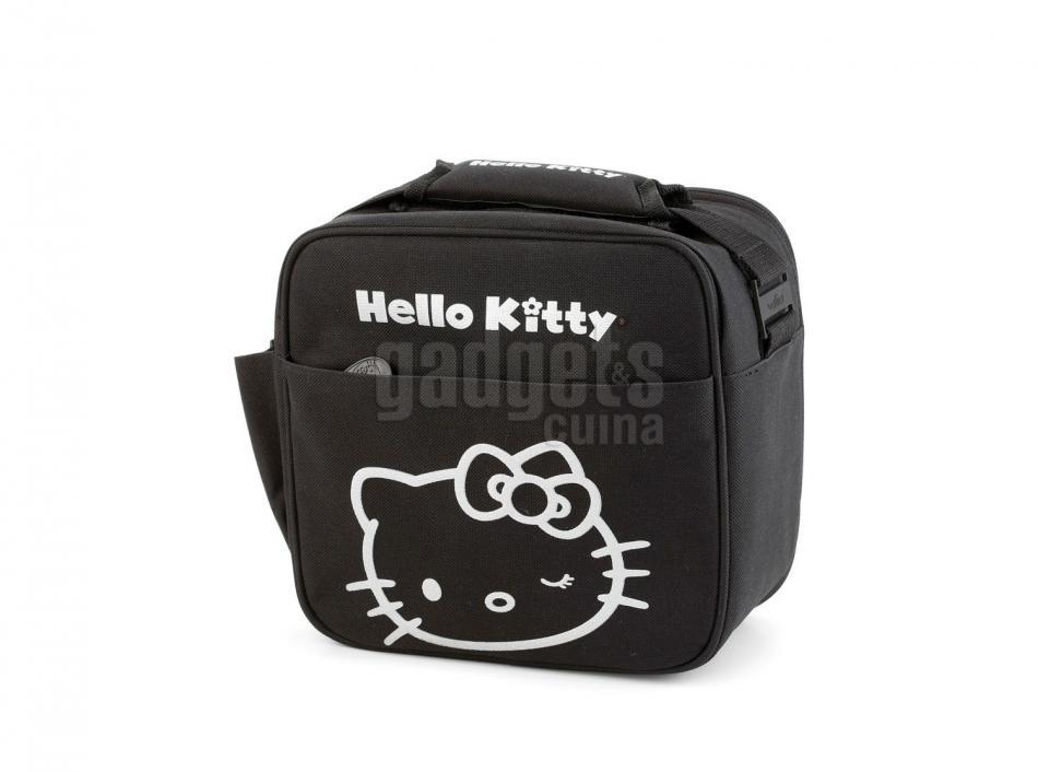 Bolsa porta alimentos nomad hello kitty 2 tuppers - Bolsa porta alimentos ...