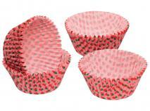 Papel cupcakes fresas x 60