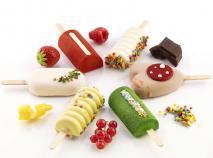 Molde helado Mini Magnum classic x4