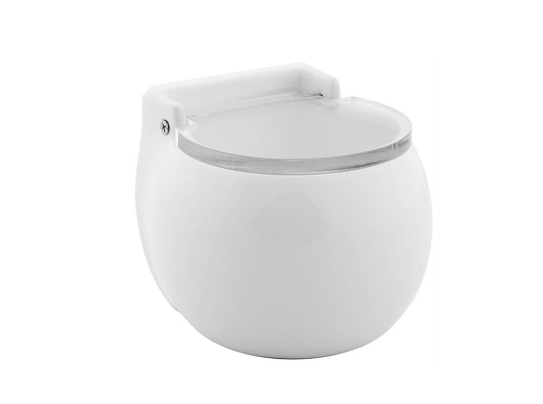 Salero de cocina ovo blanco gadgets cuina for Saleros de cocina