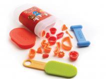 Set 5 accesorios para caras helados Zoku