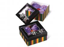 Set 3 caixes cupcakes Halloween terror�fic