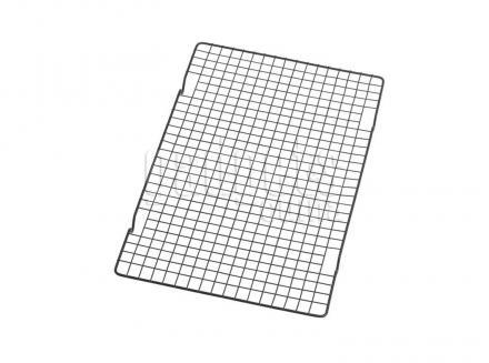 Rejilla enfriadora pasteles Wilton 40x25 cm