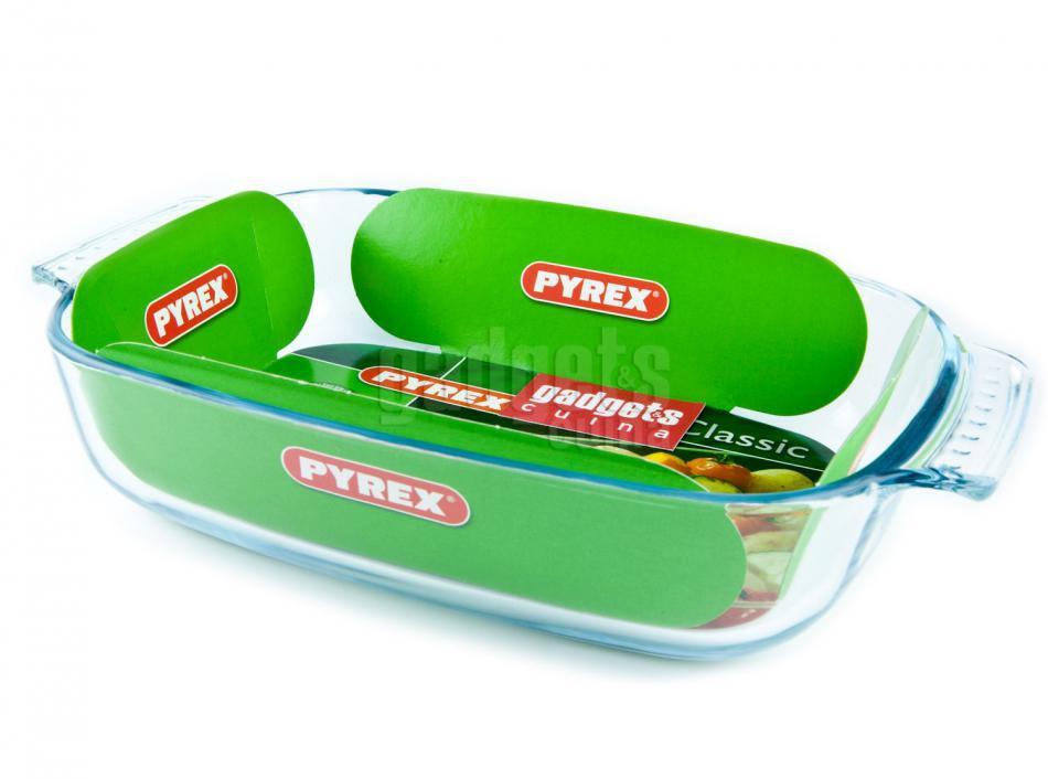 Fuente de horno cristal pyrex gadgets cuina - Fuentes para horno ...