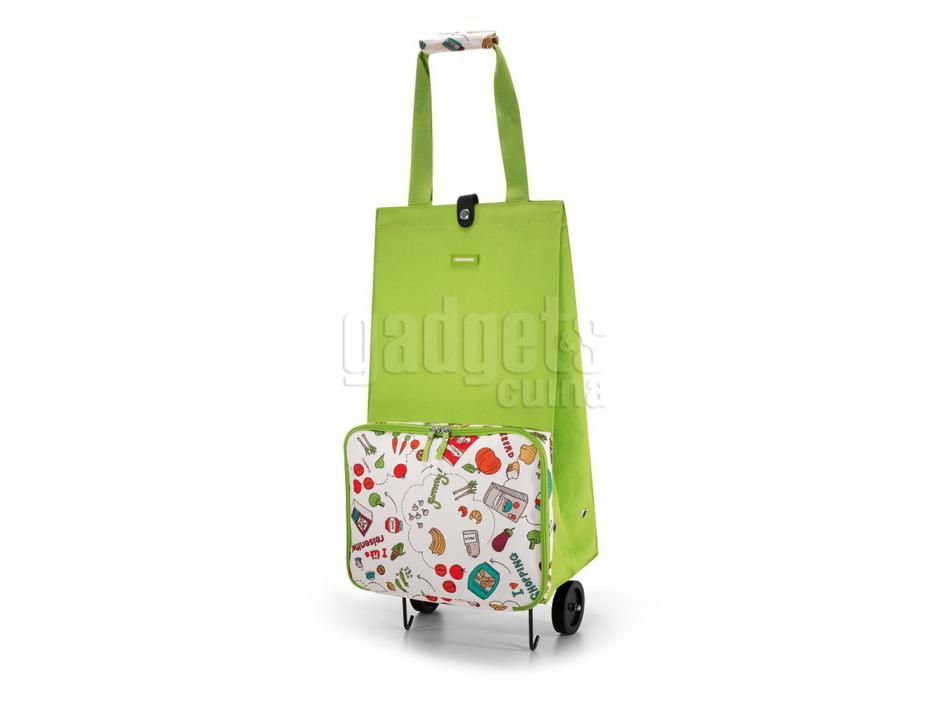 Carro compra plegable reisenthal i like shopping gadgets cuina - Carro compra plegable ...