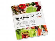 Llibro De la Cocina a la Mesa en 10 minutos (ESP)
