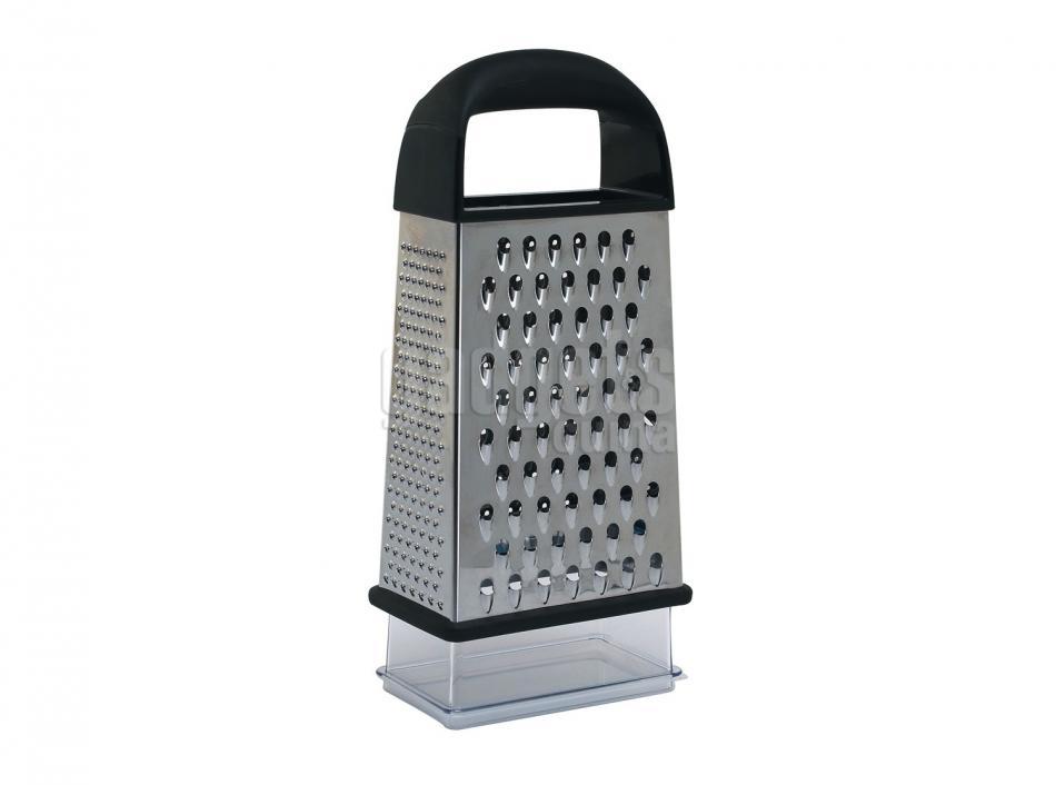 Rallador mltiple oxo con depsito gadgets cuina for Rallador de cocina