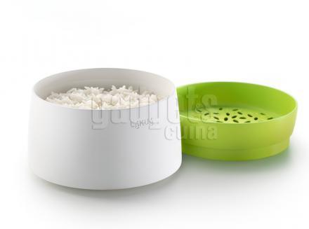 Cocedor de Arroz Rice & Grain Cooker verde