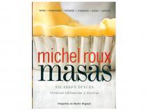 """Libro """"Masas"""" de Michel Roux"""
