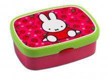 Fiambrera mediana Lunchbox Miffy fruit