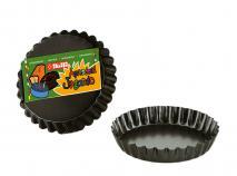 Molde tartaleta base móvil 12 cm