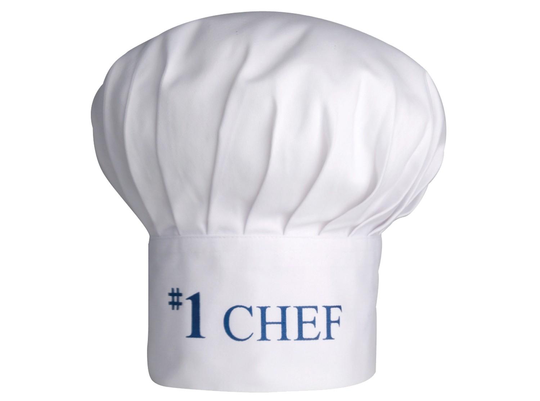 Gorro de cocinero chef gadgets cuina - Delantales y gorros de cocina para ninos ...