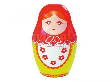 Huevera para huevo duro Matrioska