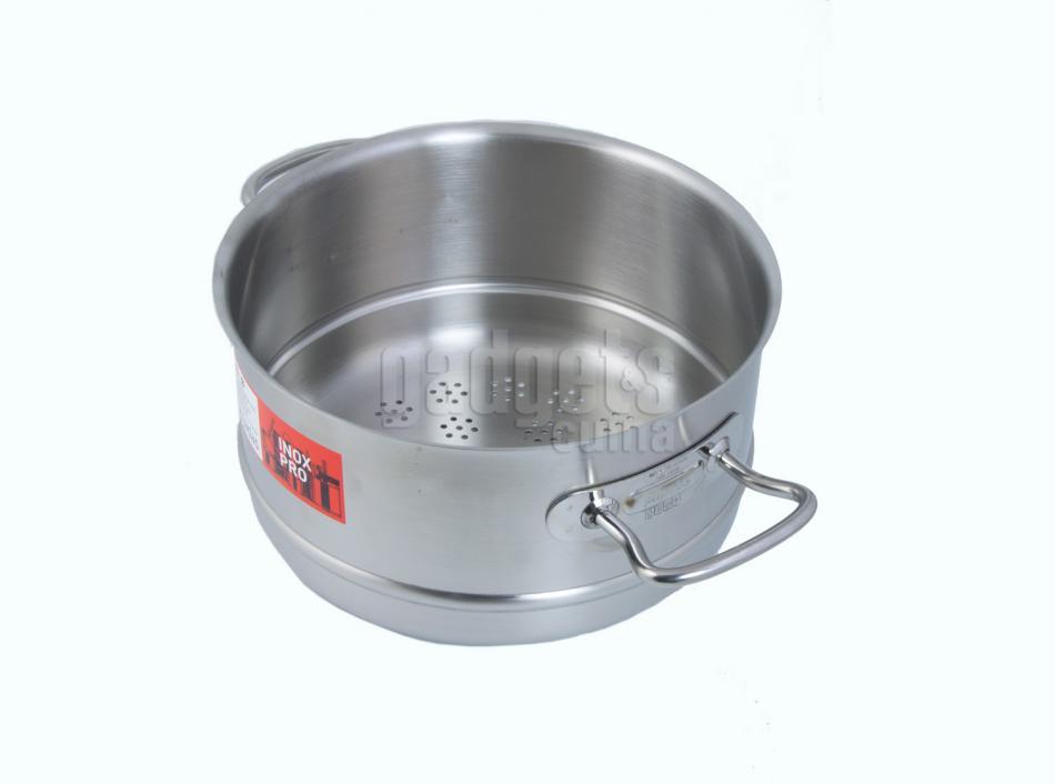 Vaporera acero pujadas superior olla gadgets cuina - Olla para cocinar ...