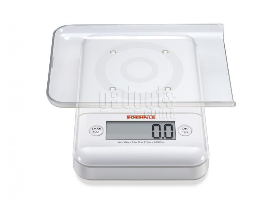 balanza de cocina soenhle ultra 0 1 500 g gadgets cuina