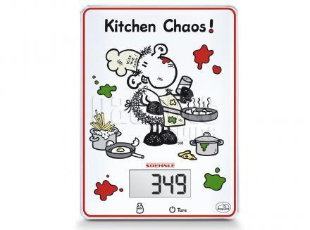 Balanza de cocina Soenhle Kitchen Caos