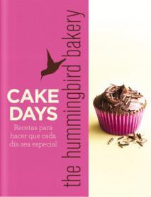 Libro Cake Days de la Pastelería Hummingbird