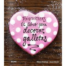 Llibre Biscuiteers El libro para decorar galletas