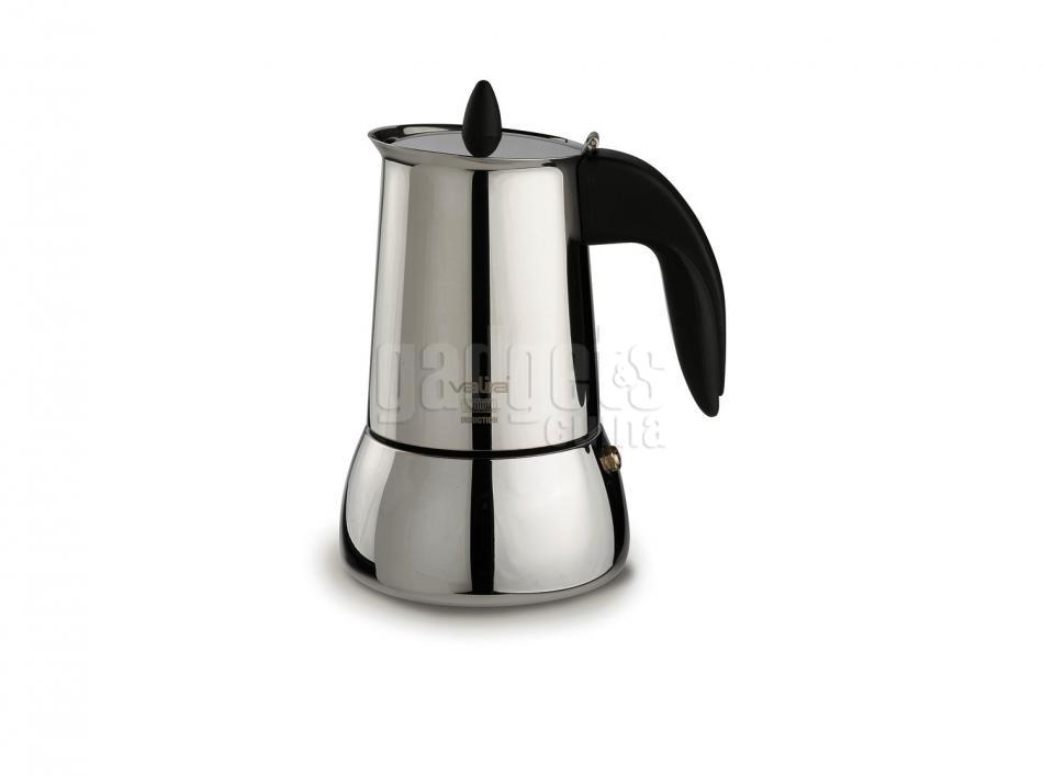 Cafetera italiana - Preparar caf expresso en cafetera italiana