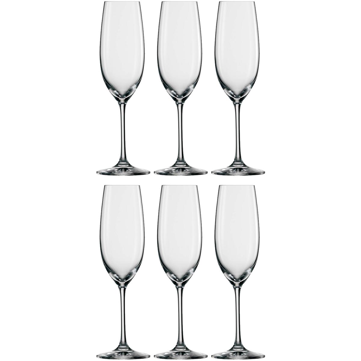 Copa cava ivento x6 gadgets cuina for Copas para champagne