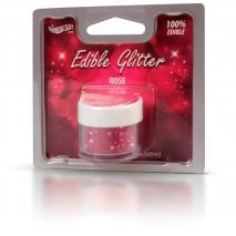 Polvo brillante comestible 5 g Glitter Rosa