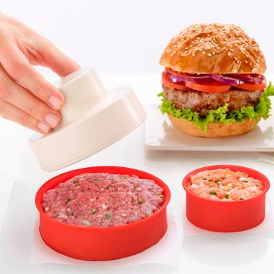 Molde para hamburguesas MyBurguer Lékué