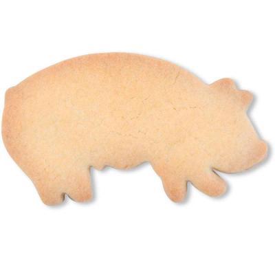 Cortador galletas cerdito 6,5 cm