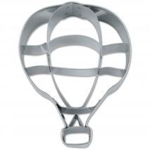 Cortador galletas globo de aire 6,5 cm